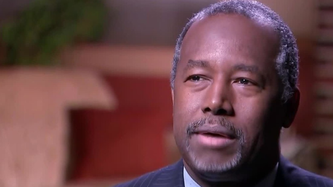Image result for ben carson abc interview