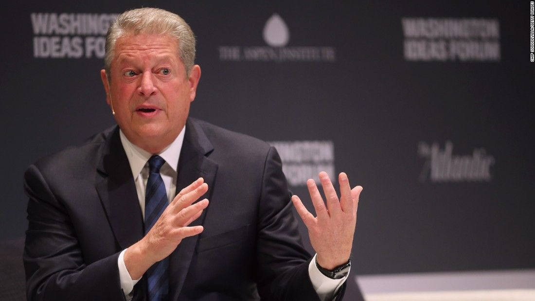 "<strong>Now:</strong> In August 2005, Gore launched his television channel, Current TV, which he later sold to Al Jazeera. In 2007, he published ""Assault on Reason,"" and received a Nobel Prize for his work on global warming. After 40 years of marriage, Gore and his first wife, Tipper, separated in 2010.<br /> <br />"