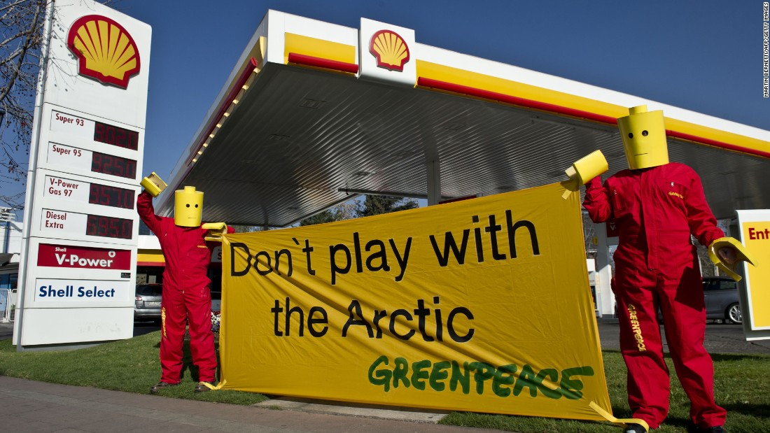 "In October 2014 it was reported that LEGO would not renew a promotional contract with Royal Dutch Shell following pressure from environmental group Greenpeace. <br /><br />In a Greenpeace-issued statement on October 9, 2014 the NGO said: ""Following a Greenpeace campaign, LEGO published a statement this morning committing to 'not renew the co-promotion contract with Shell'. <br /><br />This decision comes a month after Shell submitted plans to the U.S. administration showing it's once again gearing up to drill in the melting Arctic next year."" LEGO did not confirm any end date to the contract and said in a separate statement: ""We firmly believe Greenpeace ought to have a direct conversation with Shell. <br />The LEGO brand, and everyone who enjoys creative play, should never have become part of Greenpeace's dispute with Shell."