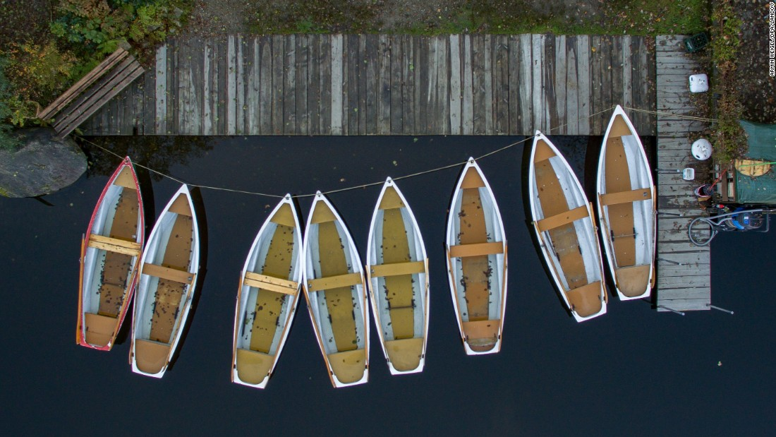"Rowboats wait for riders at Hoellensteinsee Lake in Bavaria, which was named one of Lonely Planet's <a href=""http://edition.cnn.com/2015/10/27/travel/lonely-planet-best-in-travel-2016/index.html?sr=fbcnni102715lonely-planet-best-in-travel-20160422PMStoryGalLink&linkId=18291326"">top 10 regions for 2016.</a>"