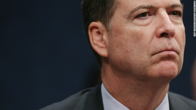 FBI chief links crime spike to 'Ferguson effect' (October 2015)