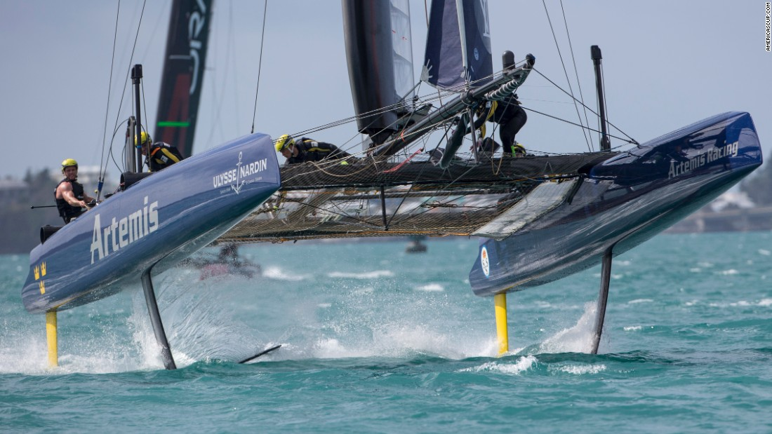 Founded in 1851, the America's Cup is the oldest continuous international sports event in the world.