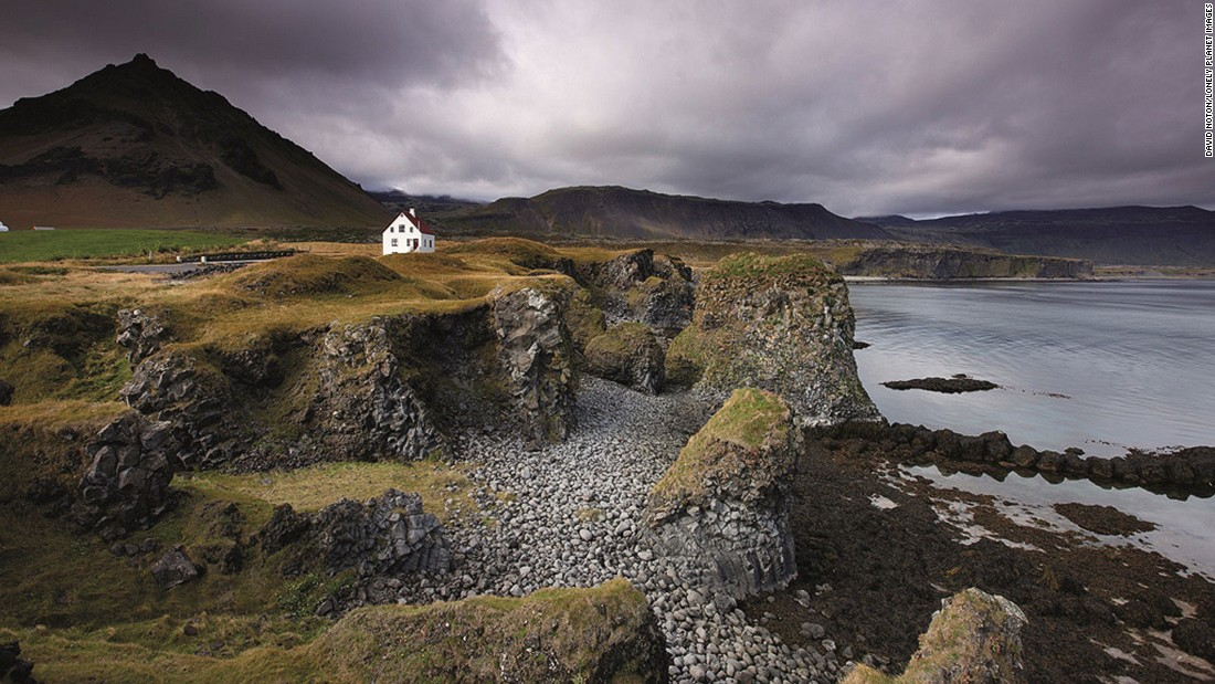 """West Iceland offers everything from windswept beaches to historic villages and awe-inspiring terrain in one neat, little package,"" says Lonely Planet. In summer, the fishing hamlet of Arnarstapi attracts hikers to its beaches and lava fields."
