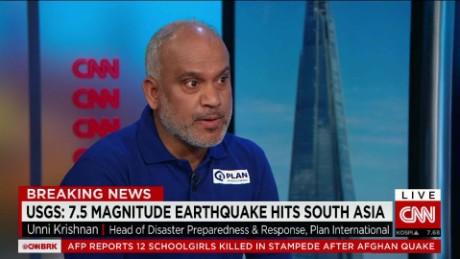 exp Afghanistan Earthquake Expert Unni Krishnan_00002001