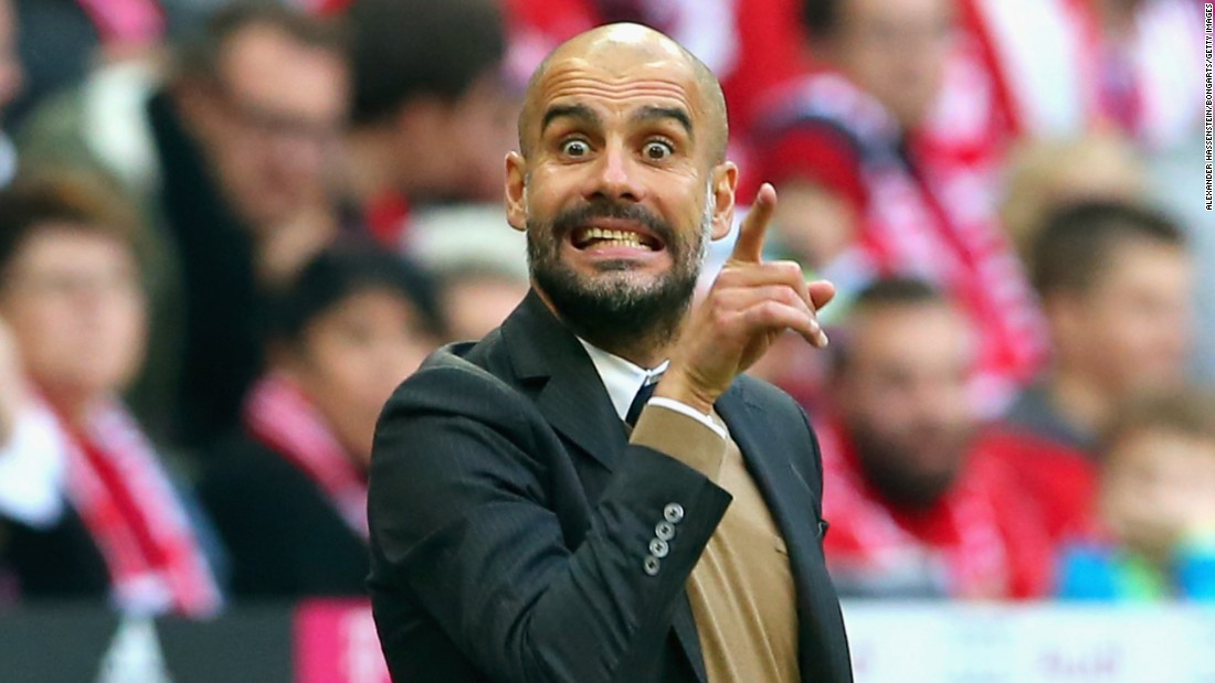 Bayern Munich coach Pep Guardiola has piqued interest in England by saying his next destination is the Premier League. He has announced his intention to leave the German champion at the end of this season.