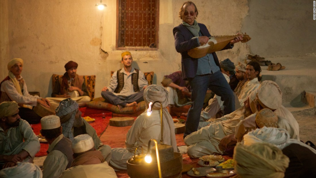 "Critics blasted the wartime comedy ""Rock the Kasbah,"" and audiences stayed away in droves, making it one of Bill Murray's least successful movies."