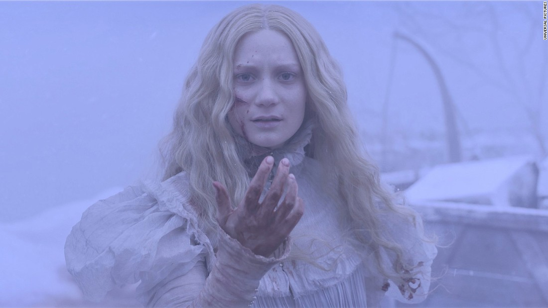 "Critical buzz could not save the Gothic horror film ""Crimson Peak"" from tanking in theaters."