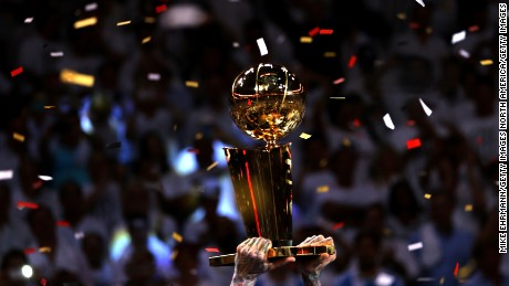NBA Finals Fast Facts
