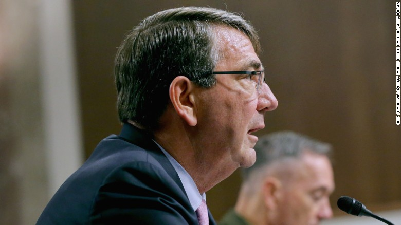 Pentagon: U.S. stepping up fight against ISIS