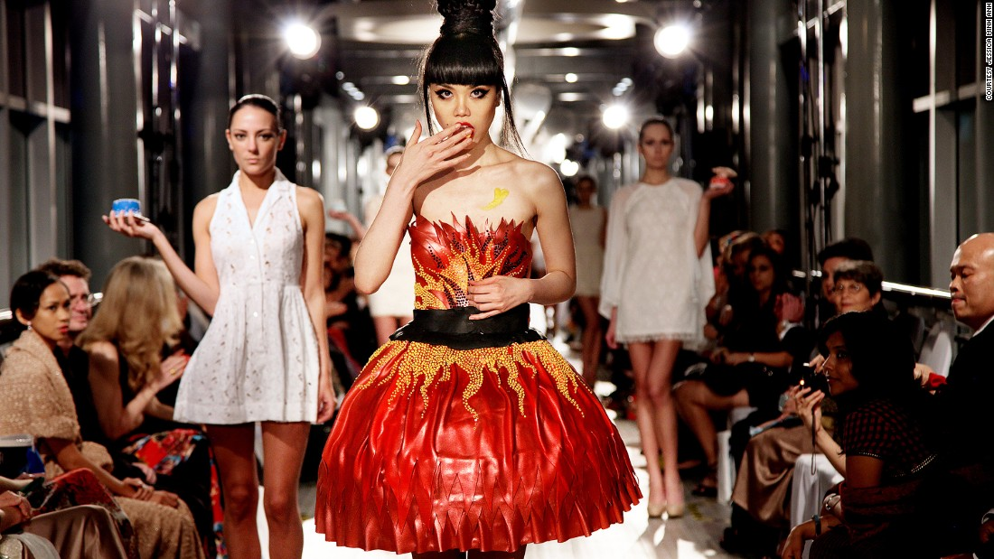 "<strong>Are you ever inspired by other production companies or fashion shows? </strong><br />There are many extravagant shows around the world and I definitely learn a thing or two from them. The best one in my opinion was <a href=""http://www.wmagazine.com/fashion/2007/12/fendi_china/"" target=""_blank"">Fendi's show at the Great Wall of China</a>. I would have done it if they didn't do it first."