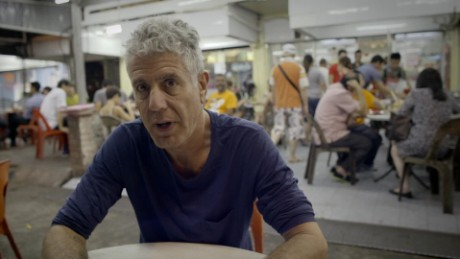 Bourdain beats jetlag with noodles
