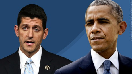 paul ryan barack obama composite mullery