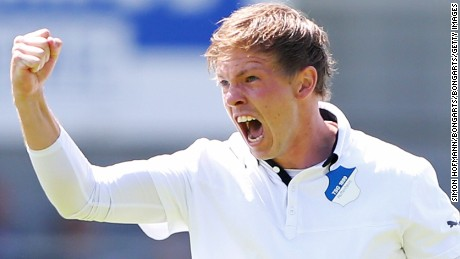 Hoffenheim: Julian Nagelsmann, 28, to coach German club next season