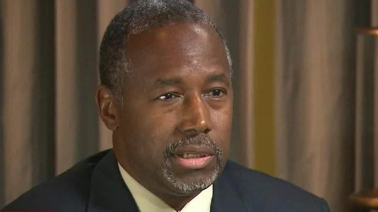 Carson explains how he would fund public schools