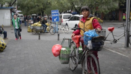 How Chinese workers lives have changed