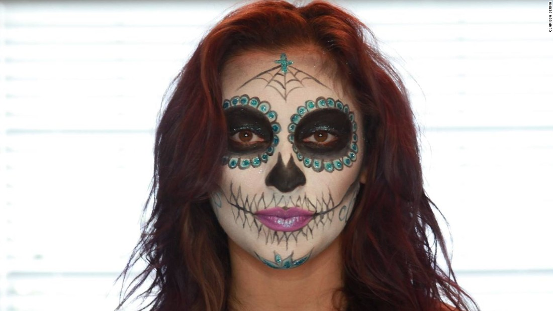 Day Of The Dead Brings Creativity To Life Cnn Com