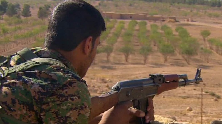 Syria province free of ISIS, but still vulnerable