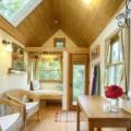 olympia washington tiny house interior