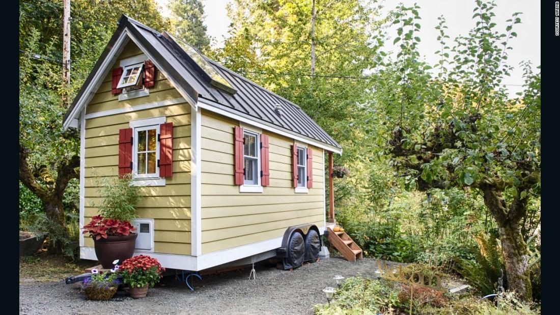 Tiny house rentals for your mini vacation CNNcom