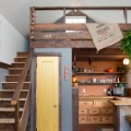 portland tiny house interior