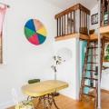 austin tiny house interior