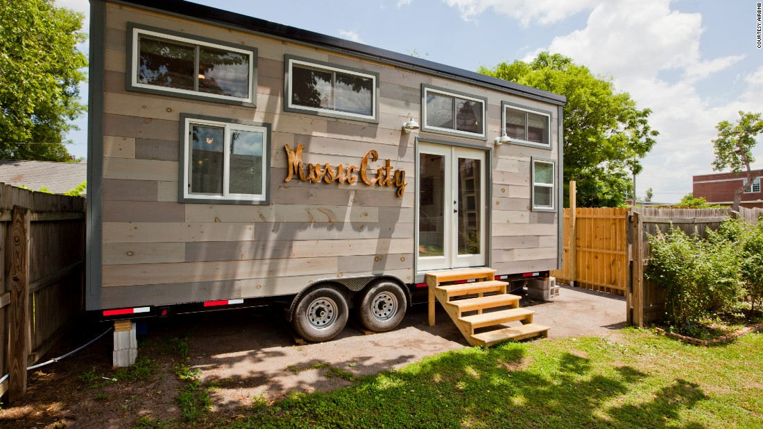 Tiny House Vacation Rentals Cnn Com
