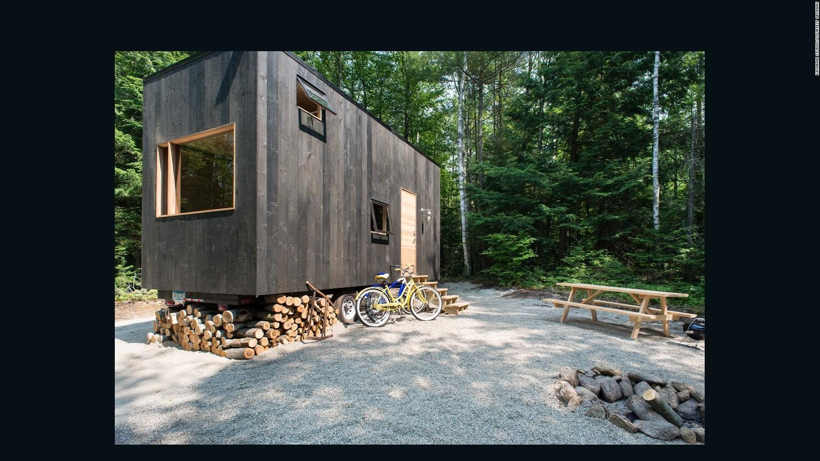 tiny house vacation rentals cnn travel