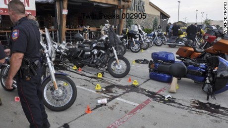 106 people indicted in Waco biker shootout