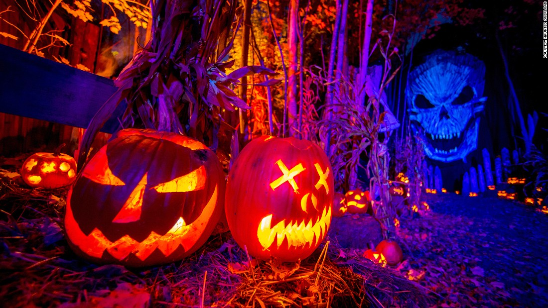 According to America's National Retail Federation the average person celebrating Halloween will spend $74.34 this year. Total spending on the holiday is expected to reach $6.9 billion.