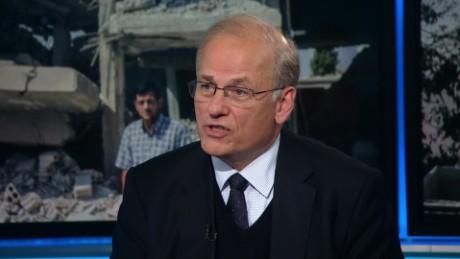 syria intv amanpour Fred Hof innaction_00004909