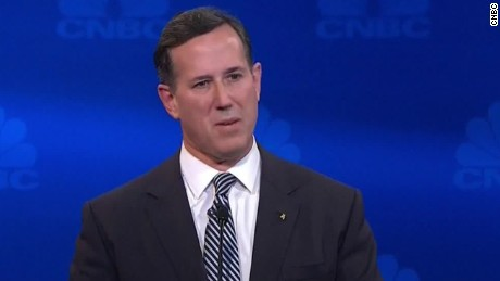 Rick Santorum CNBC GOP debate china jobs pollution tax vstan jnd orig sot_00003915