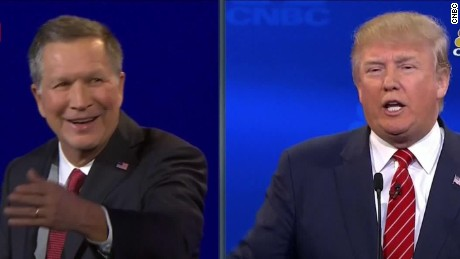 Trump: Kasich got lucky with fracking