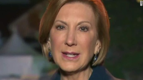 Carly Fiorina post debate intv newday_00020019