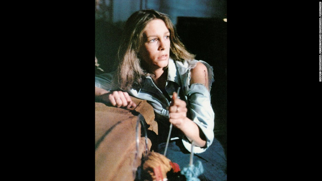 """Halloween"" (1978), a low-budget film from director John Carpenter, became a big hit, boosting the career of the director and his star, Jamie Lee Curtis. It also led to a number of similar slasher films in which a masked villain pursues a series of victims."