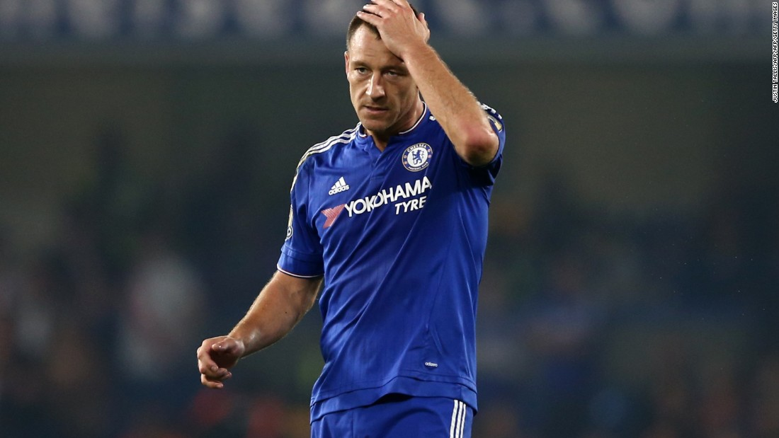 The players have struggled too. Chelsea captain John Terry played every single minute of last season's league campaign and earned a new contract, but has often been sidelined this time around.
