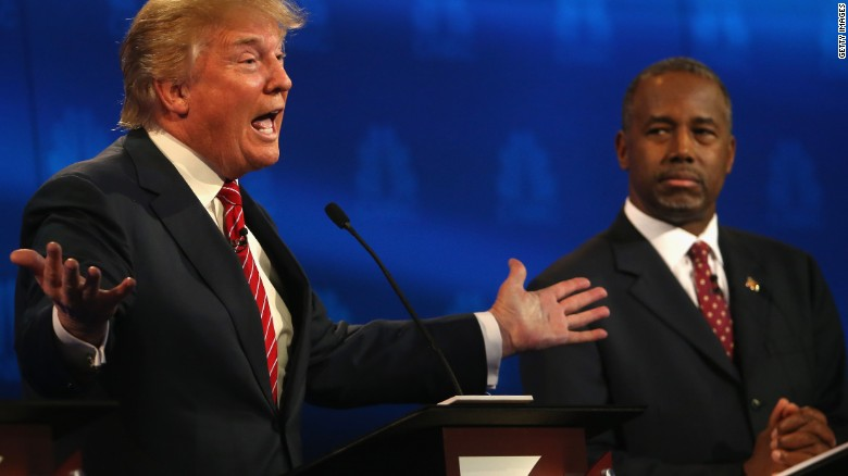 Poll: Trump, Carson neck-and-neck in South Carolina