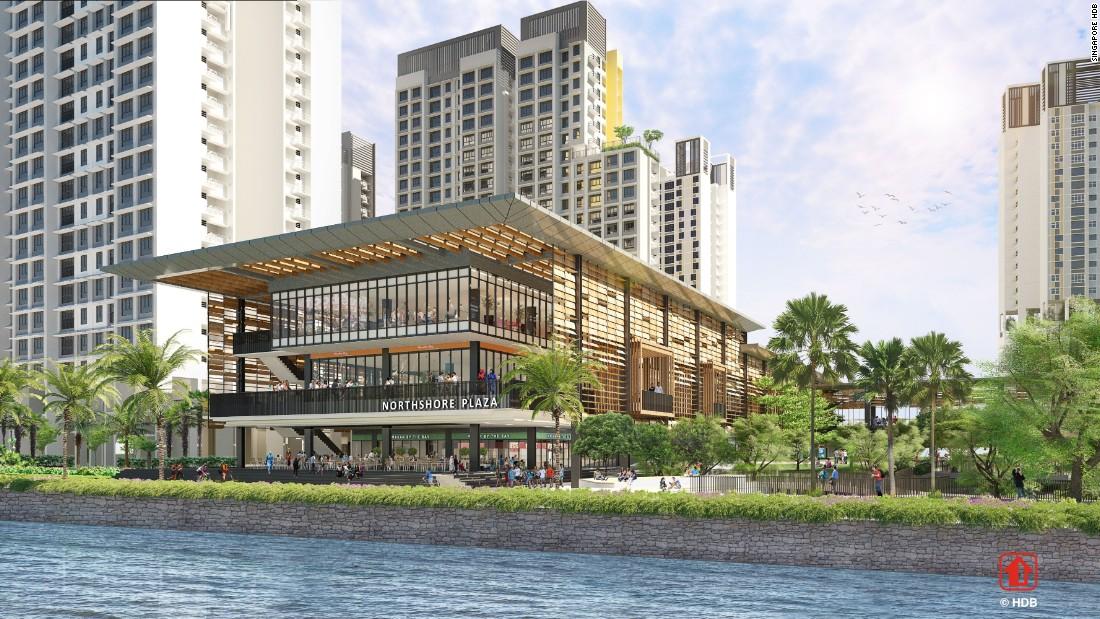 Property Development Centers : Luxury hotel no public housing singapore style cnn