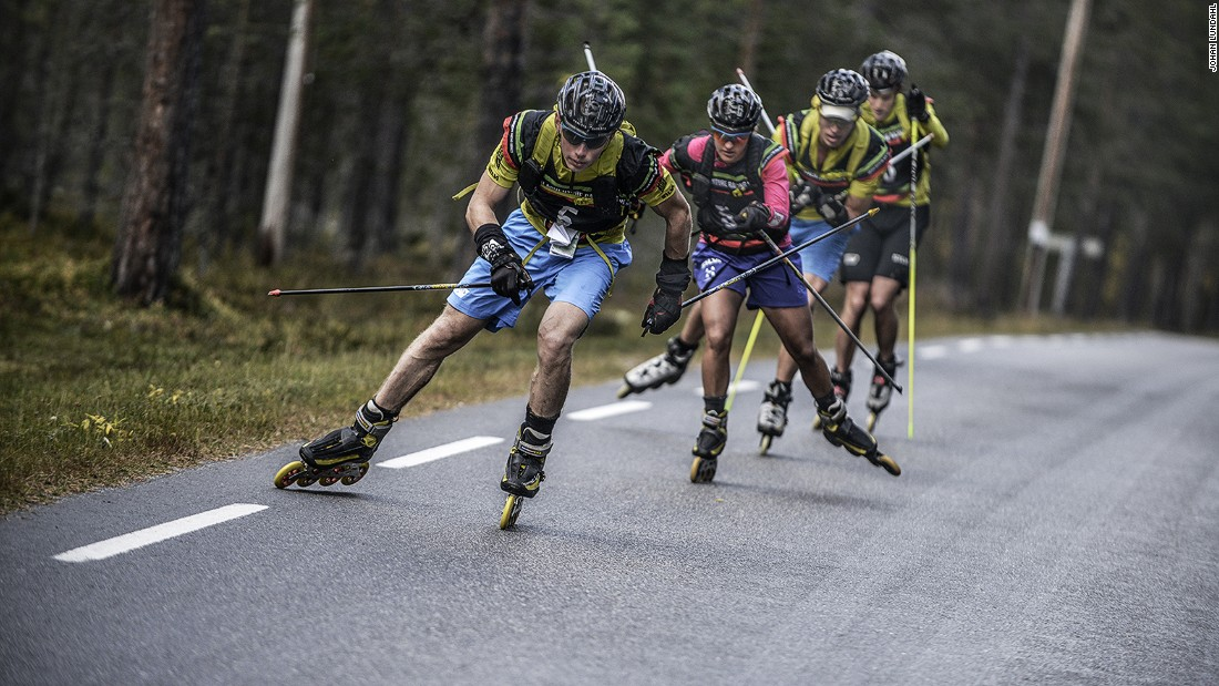 Le Grand Tour of Sweden's course runs 1,700 meters above sea level and takes competitors through the deep forests of Varmland.  A vertical rope section, rapids, lakes and mountains are just some of the obstacles lying in wait.