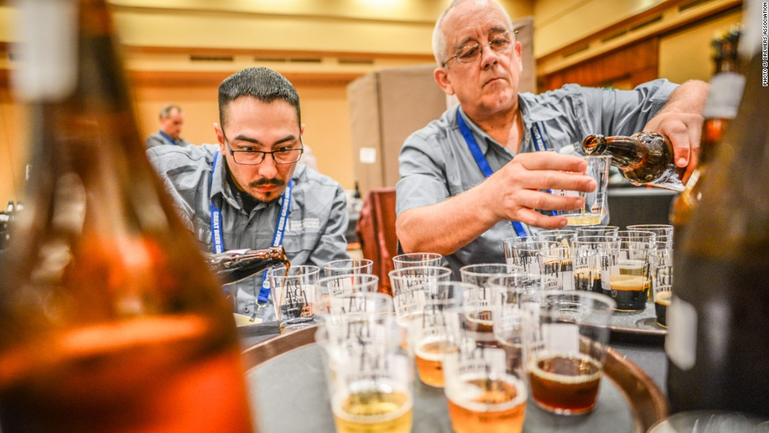 The festival hosts one of the most prestigious beer competitions in the world. Thirty-six Colorado beers won medals at this year's competition, including 15 from the Denver area.