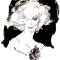 david downton carmen dell orefice