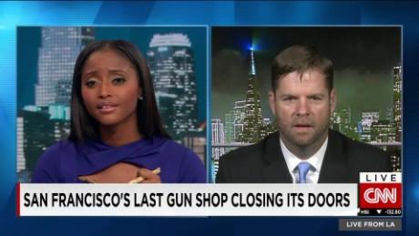 exp San Francisco's last gun shop closing its doors_00001510