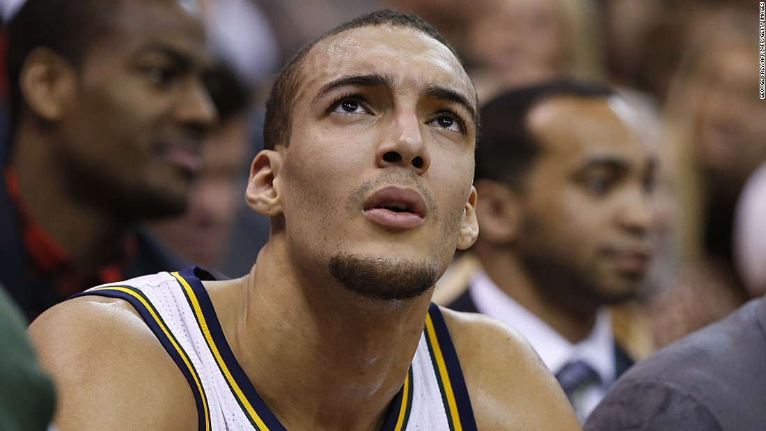 Heading into the new NBA season, France accounts for the most players in the competition apart from the U.S. and Canada. Utah Jazz center Rudy Gobert, like Parker, is a star.