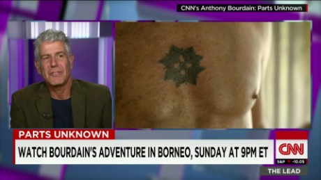 anthony bourdain tattoo borneo lead_00015629