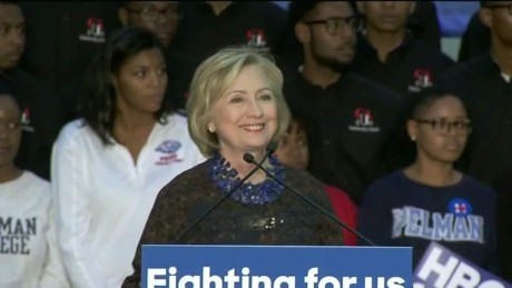 black lives matter clinton rally malveaux lead_00000000