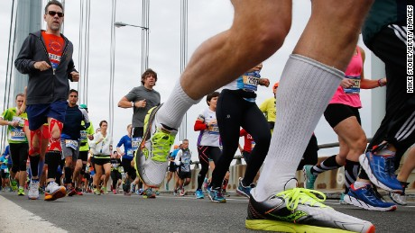 Weird, gross and unexpected things that happen when you run