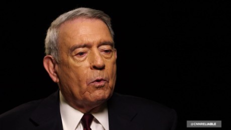 Dan Rather says CBS News 'caved' to corporate pressure_00012205