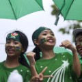 myanmar elections campaign rally 1030 USDP
