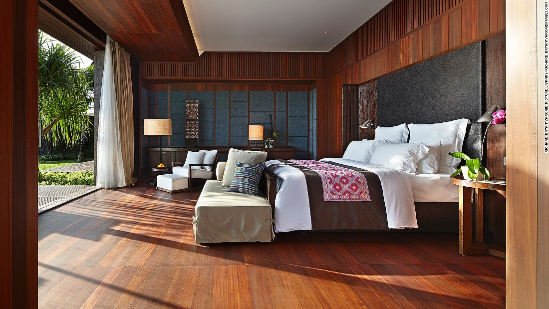 In bali mansion hotels take luxury to a new level for Super luxury hotels in dubai