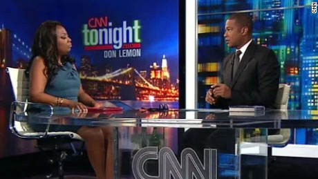 Star Jones Obama legacy interview CTN _00001910