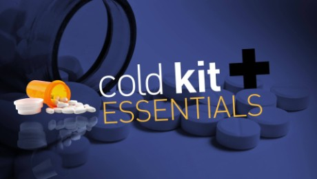 "Everyone needs a ""Cold Kit"" to get through winter_00001203"